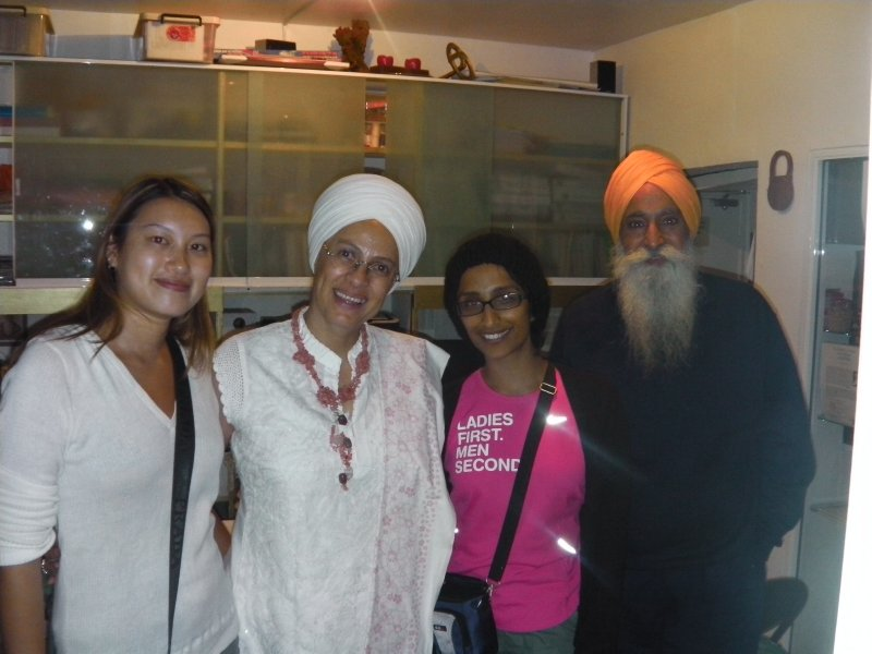 @ the Sikh Centre