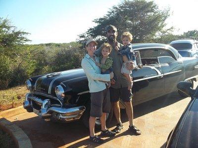 classic taxi to terrazas