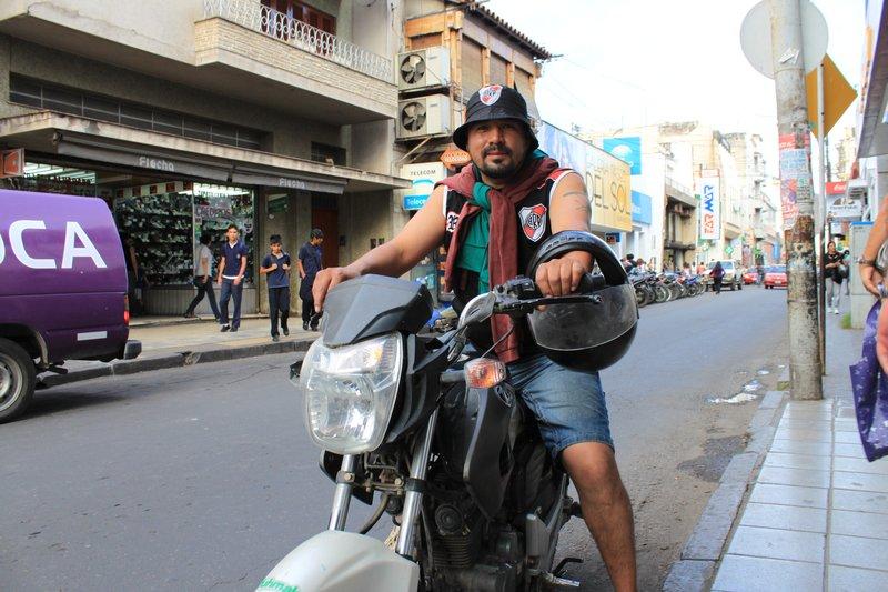 motorcycle friend