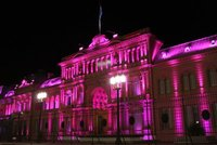 buenos aires pink