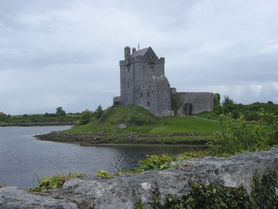 Dunguaire Castle, between Galway and the Cliffs of Moher
