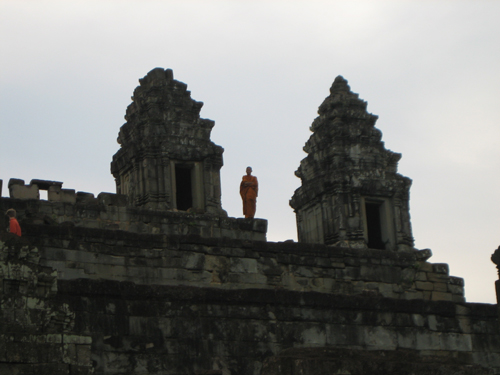 'Sunset' | Angkor Wat