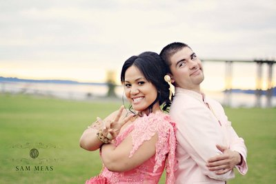 Our pre-wedding shoot