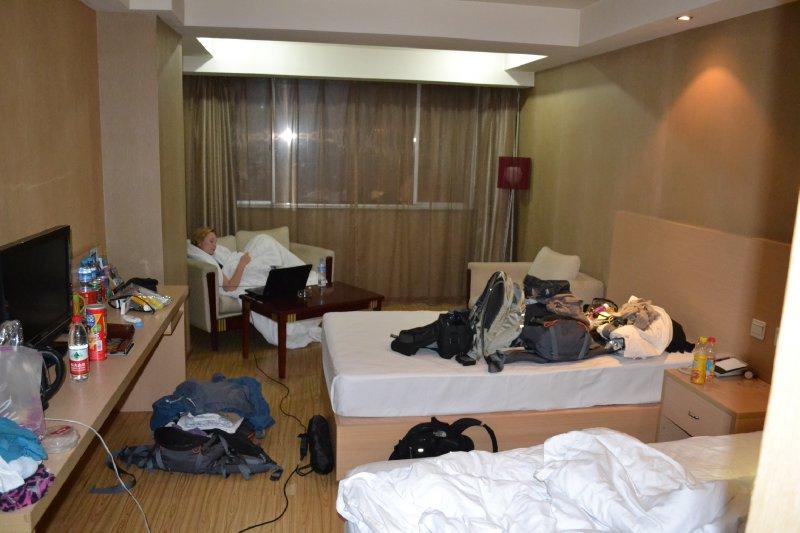 Hotel værelse