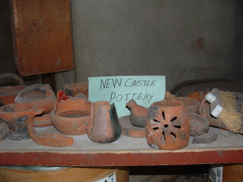 Newcastle Pottery, Nevis, West Indies,