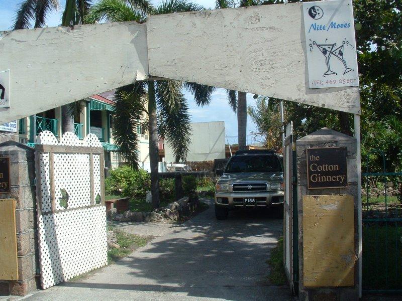 Cotton Ginnery Mall, Charlestown, Nevis, West Indies