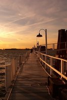 Jetty, Newport, Rhode Island