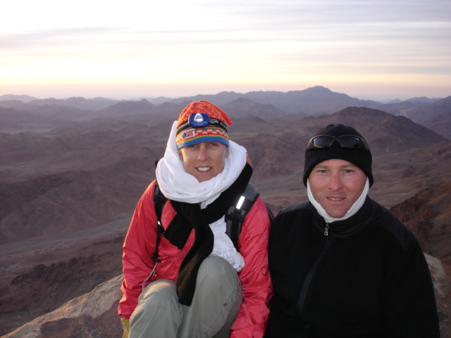 Mt.Siani sunrise