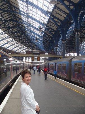 Brighton Railway Station