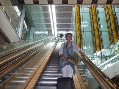 Transfer between terminals Heathrow