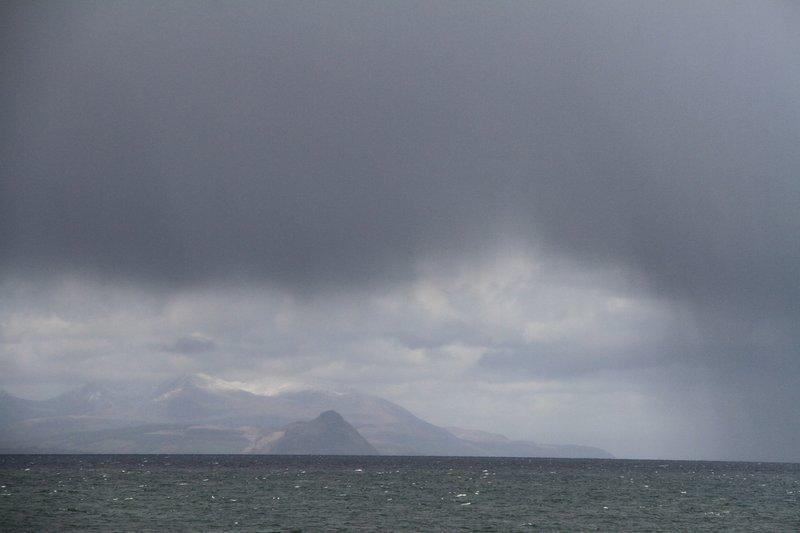 Arran and Holy Isle