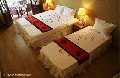 family room-Real Vietnam Hotel