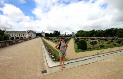 Visions of Chateau Chenonceau
