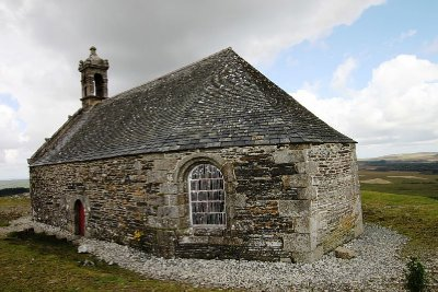 A church on a windy hill - we know little else about it!