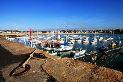in and around the delightful seaside village of Erquy