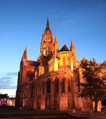 Cathedral at Bayeux