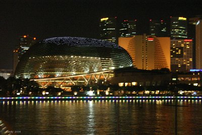 Esplanade Theatres on the Bay