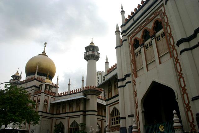 Masjid Sultan, Arab Quarter