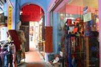 Shops in Arab Quarter