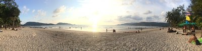 Patong Beach outside Maxiumum