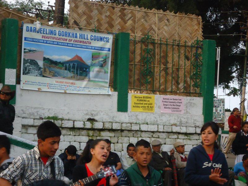 Nepalese Christian Singing Group