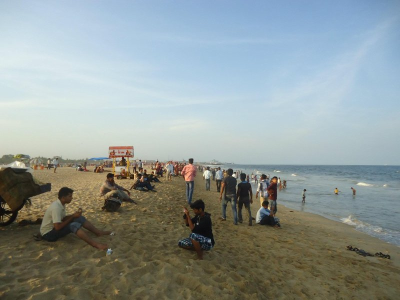 Chennai at Sunset 2