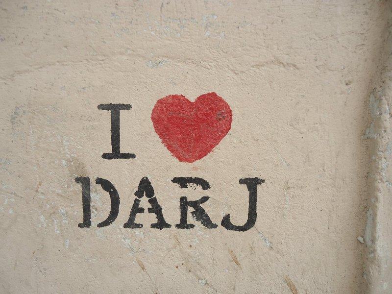 I love Darjeeling