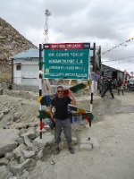 The Highest Pass In The World
