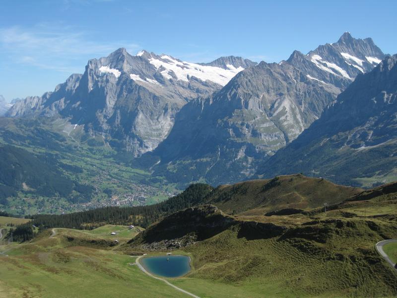 Alps,Switzerland