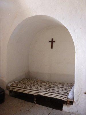 Monastery bed