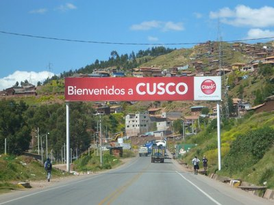 Welcome to Cusco