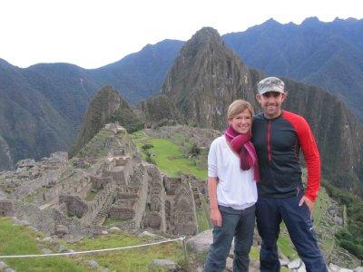 Kaz&Lach Machu Picchu