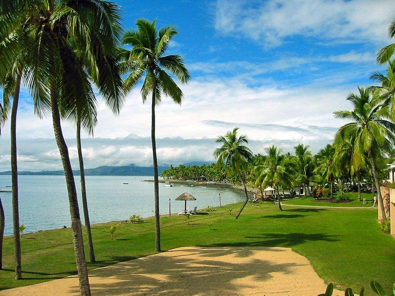 Denarau Island Beach Fiji
