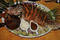 Red Snapper Panamanian Style