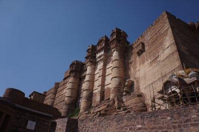 The fascinating Jodhpur Fort