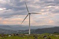 Wind turbine (Serra de Fafe)