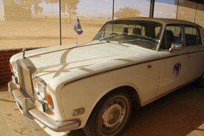 HRH Prince Leonard's Rolls Royce
