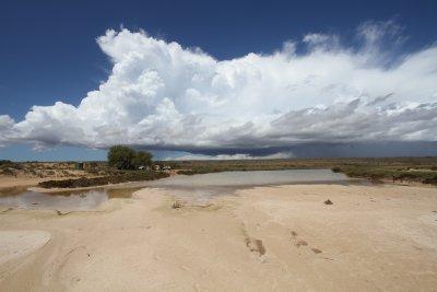Lakeside Campsite, Cape Range National Park