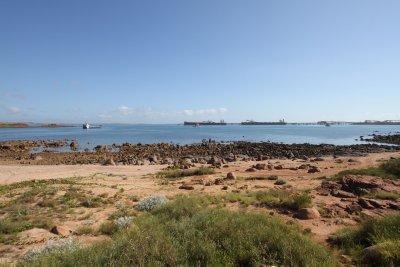Dampier harbour