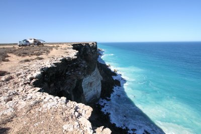 Bunda Cliffs camping