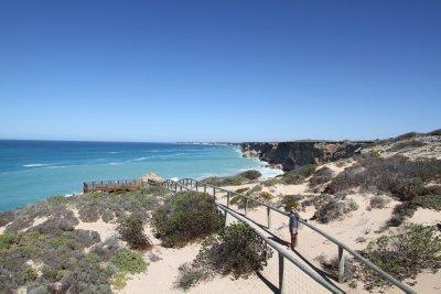 Eastern end of Bunda Cliffs