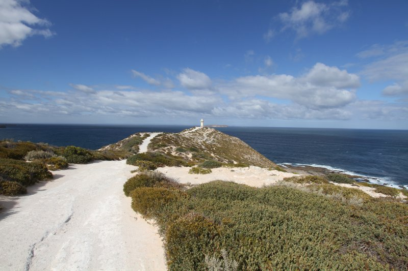 Cape Spencer Lighthouse