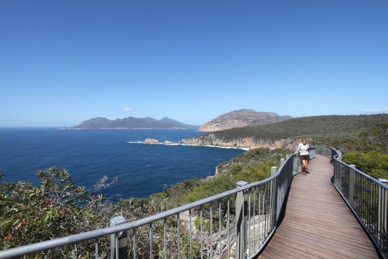 Cape Tourville lookout