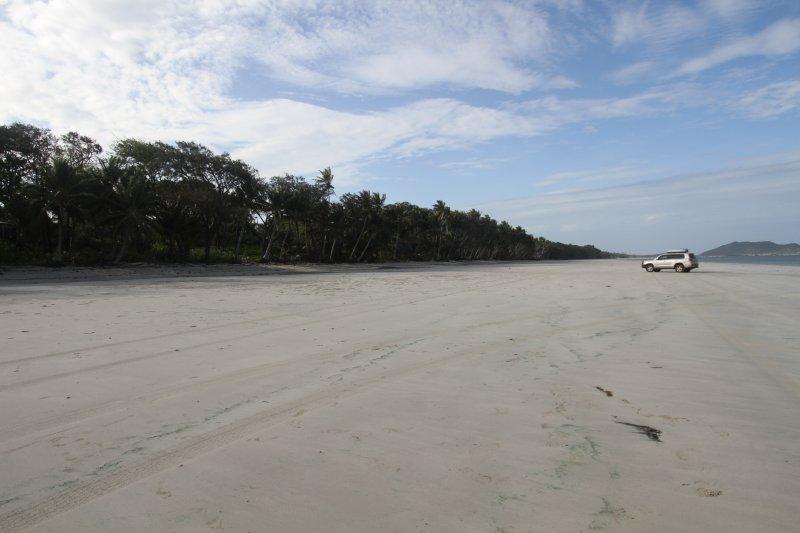 Chilli Beach drive