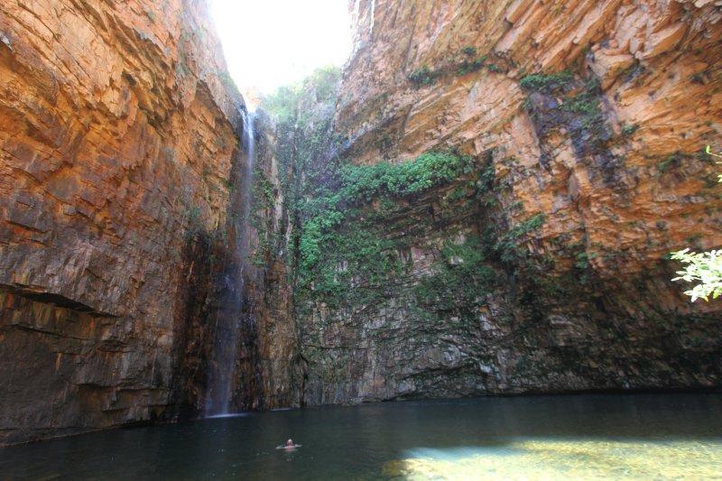 Emma Gorge Falls