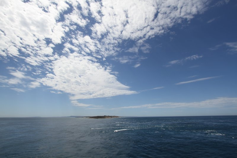 Enterance to Port Phillip Bay