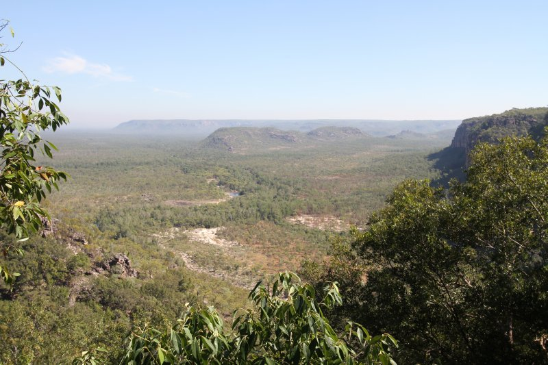 Views of Kakadu National Park