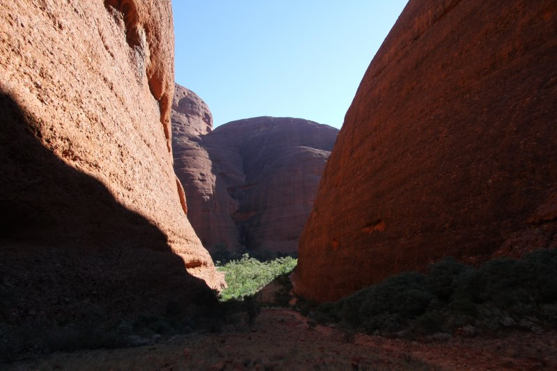Kata Tjuta views