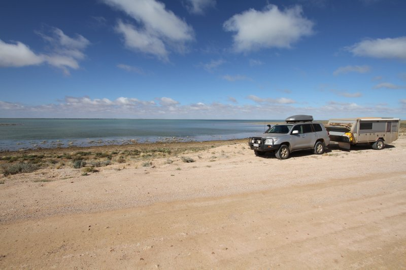Lake Harry on the Birdsville Track