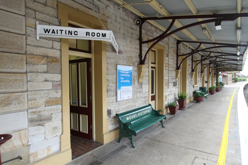 Mount Victoria Station